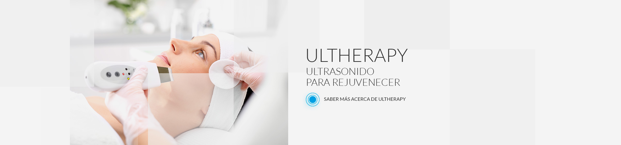 Ultherapy - doctora mercedes silvestre