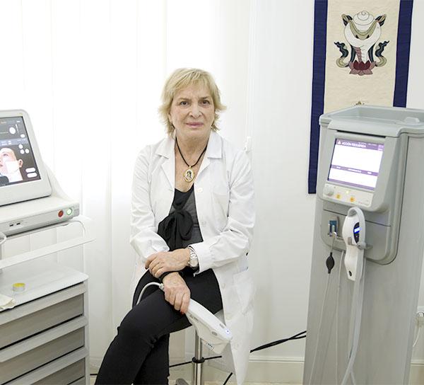 imagen - doctora mercedes silvestre