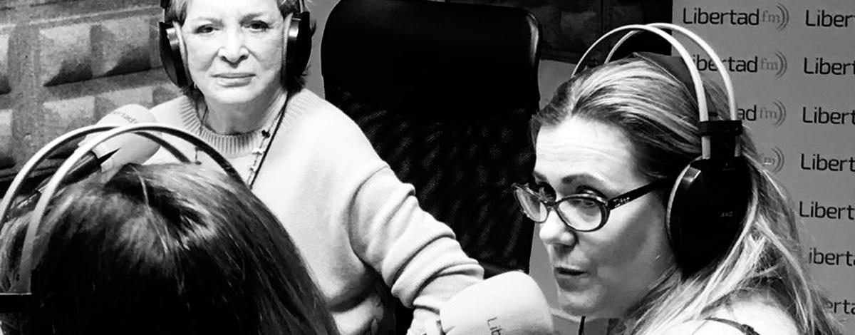 Entrevista a la Dra. Mercedes Silvestre en el programa de radio Todos en Libertad