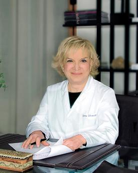 La Dra Mercedes Silvestre en la revista HoyMagazine
