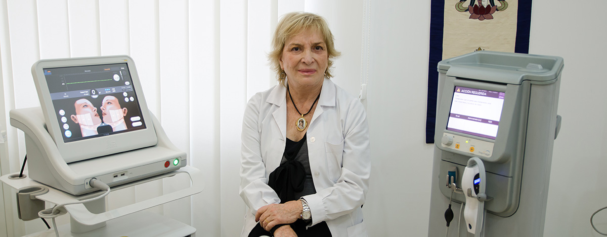 La Dra Mercedes Silvestre en la Revista Salud Total