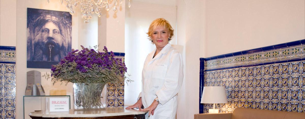 """Mediante la revista """"MujerHoy"""", la Dra. Mercedes Silvestre nos habla del rejuvenecimiento facial"""