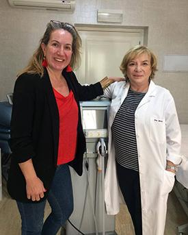 Pacientes satisfechos con el Tratamiento Thermage