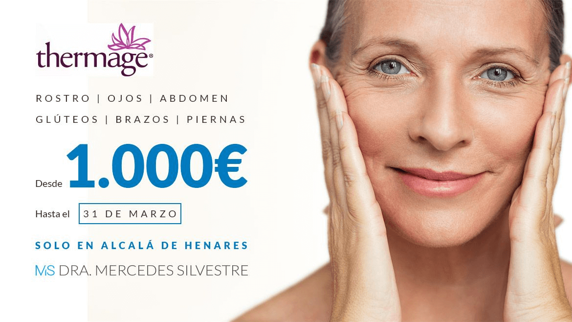 promo thermage - doctora mercedes silvestre