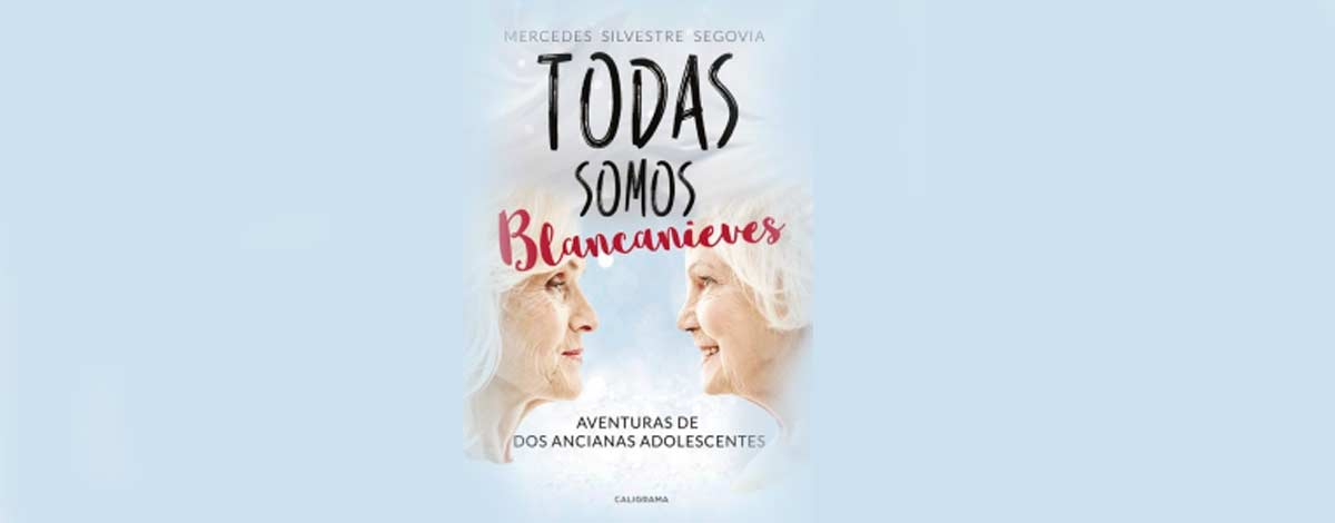 Mercedes Silvestre presenta su nuevo libro: 'Todas somos Blancanieves'
